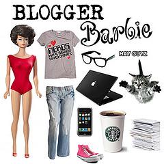 blogger-barbie-3344251100_9f5dc1af56_m